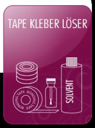 Tapeband Kleber Löser