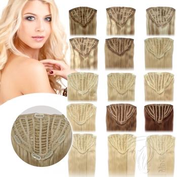 Clip in remy echthaar extensions haarverlangerung