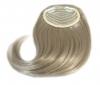 Pony Haarteil Clip In 25-30g Seitliche Form #14 Dunkelblond + 2 Tressenclips
