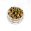 Microringe Silikon 0,5g Beige für Ringmethode Bonding Echthaar Strähnen