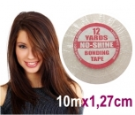 Bonding Tape 10mx1,27cm Tapeband hält bis zu 6 Wochen