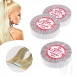 Tapeband Bonding Tape 0,8cmx5,50m passend für Echthaar Strips und Skin Weft