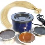 Hot Pot Keratin Erwärmer +  1 Patrone 65g zum Rebonden von Strähnen