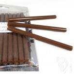 4 Keratin Sticks Glue Sticks Braun zum Rebonden Bonden