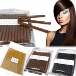 4 Keratin Sticks zum Rebonden Bonden von Strähnen u. loses Haar
