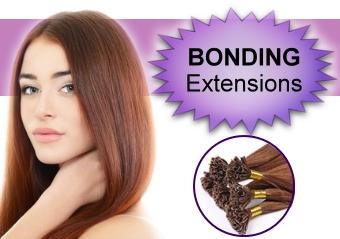 Haarverlängerung - Bonding Extensions