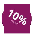 10% Rabatt für Gewerbekunden