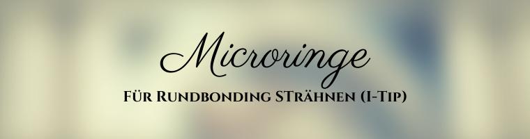 Microringe Mikroringe Microring Extensions Microringe für Haarverlängerung | Media Vital