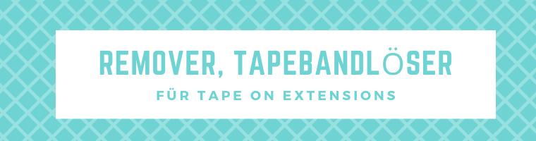 Tapebandlöser Tapeband Entferner für Tape Extensions Remover für Tape Extensions | Media Vital