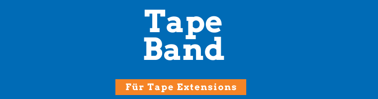 Tapeband für Tape Extensions Klebe Extensions Tape für Extensions Tapeband für Haarverlängerung | Media Vital