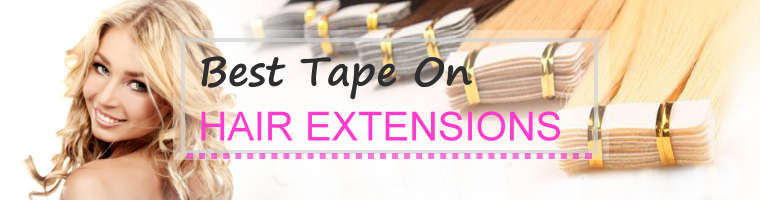Tape On Extensions Klebe Extensions | Media Vital
