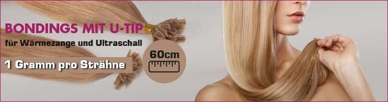 bestbewerteter Beamter klassischer Stil ausgewähltes Material Billige 1g Bonding Echthaar Strähnen Bonding Extensions 60 cm