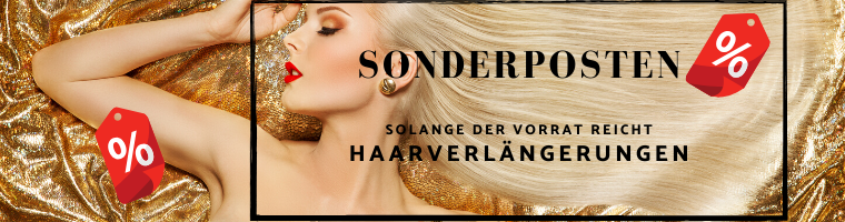 Sonderposten Haarverlängerung | Media Vital